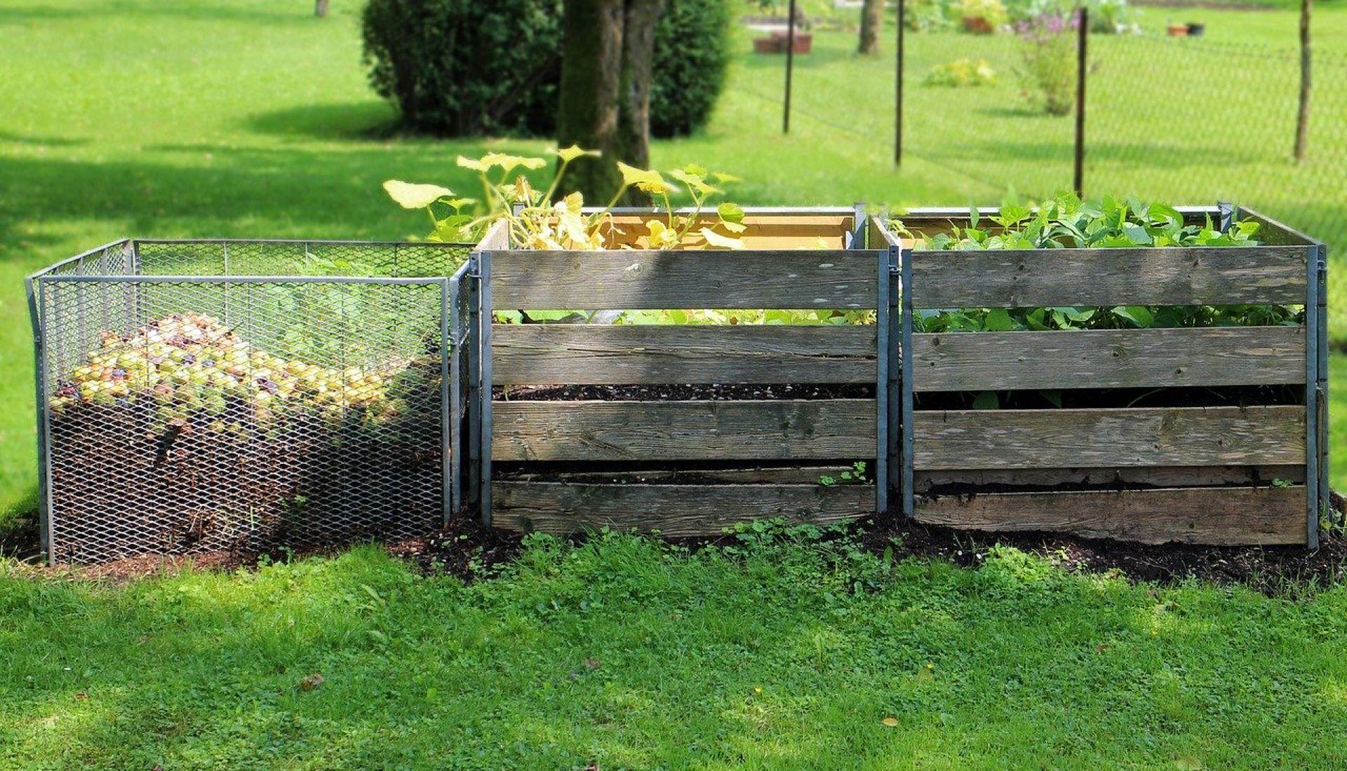 La gestion des déchets verts au jardin