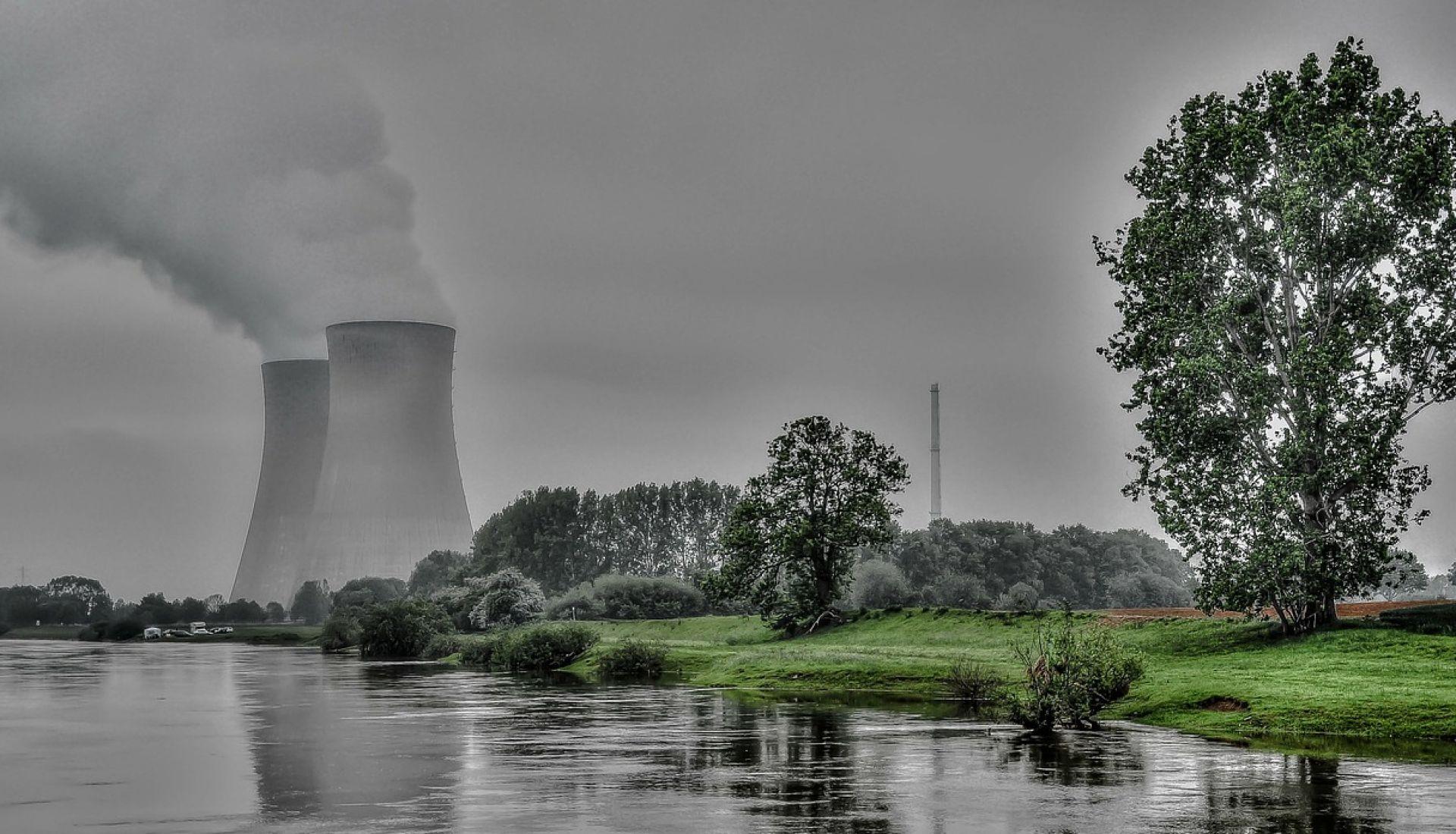 Visite de la Centrale nucléaire de Cruas