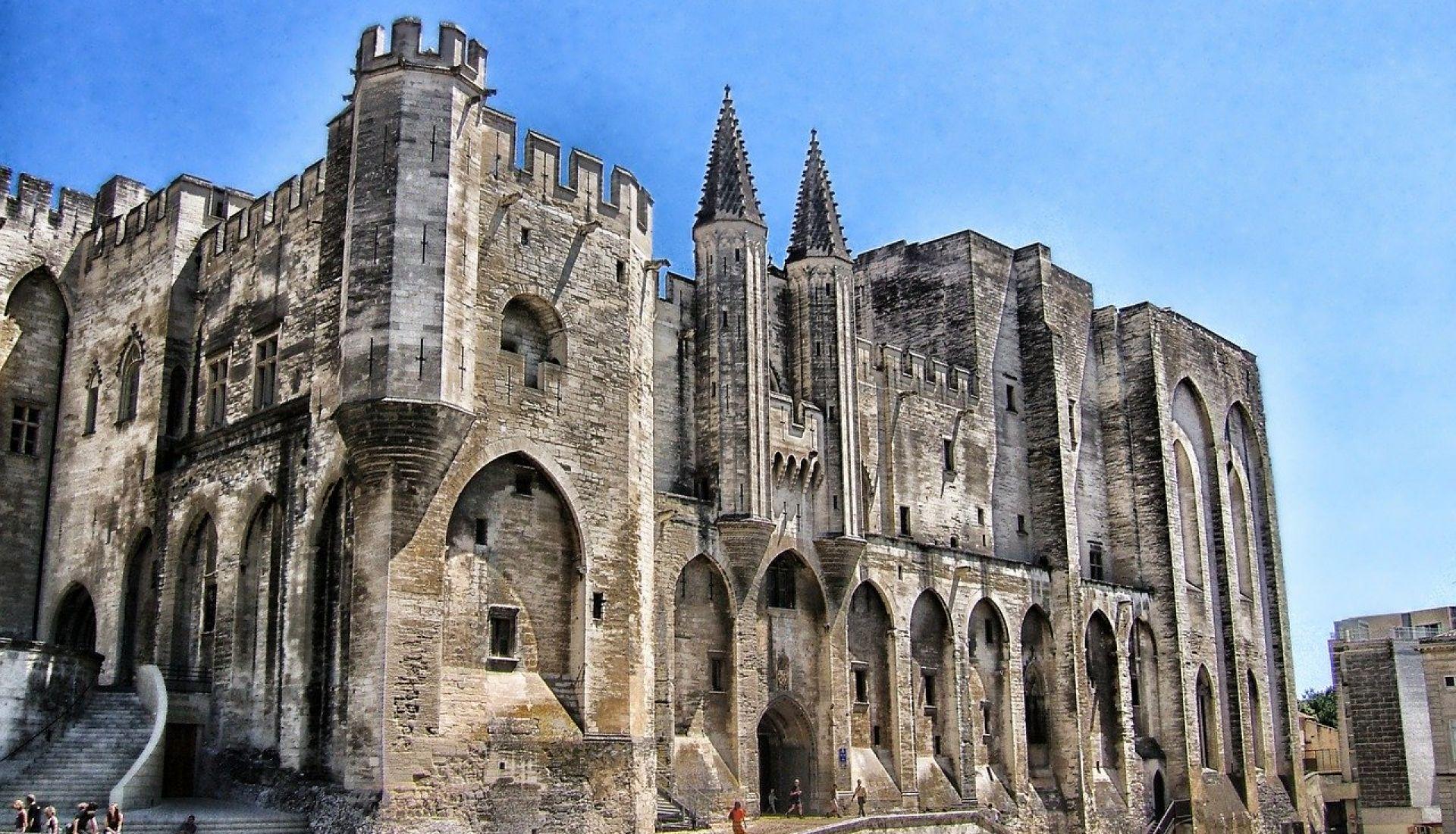 Avignon : Palais des Papes et Centre ancien