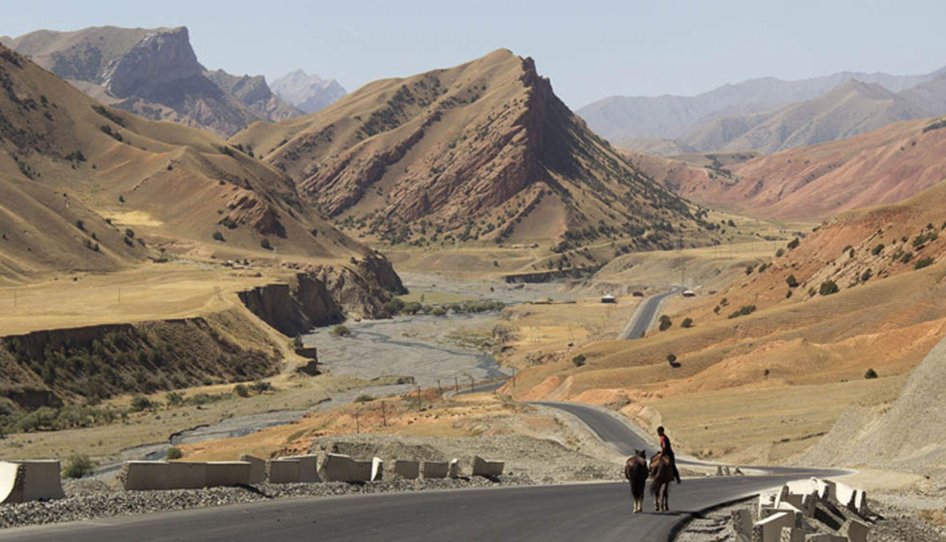 Où va l'Asie centrale, entre Russie, Chine et Islam ?
