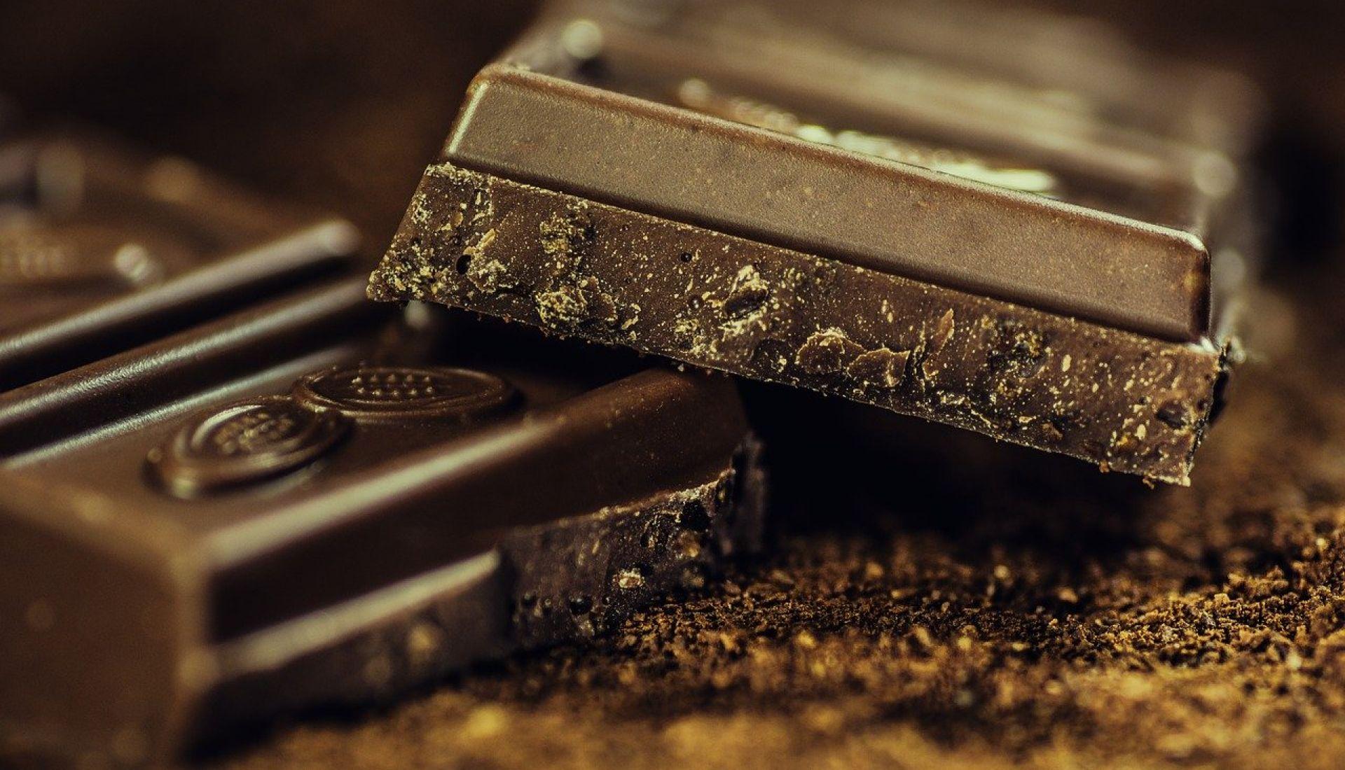 Le travail du chocolat