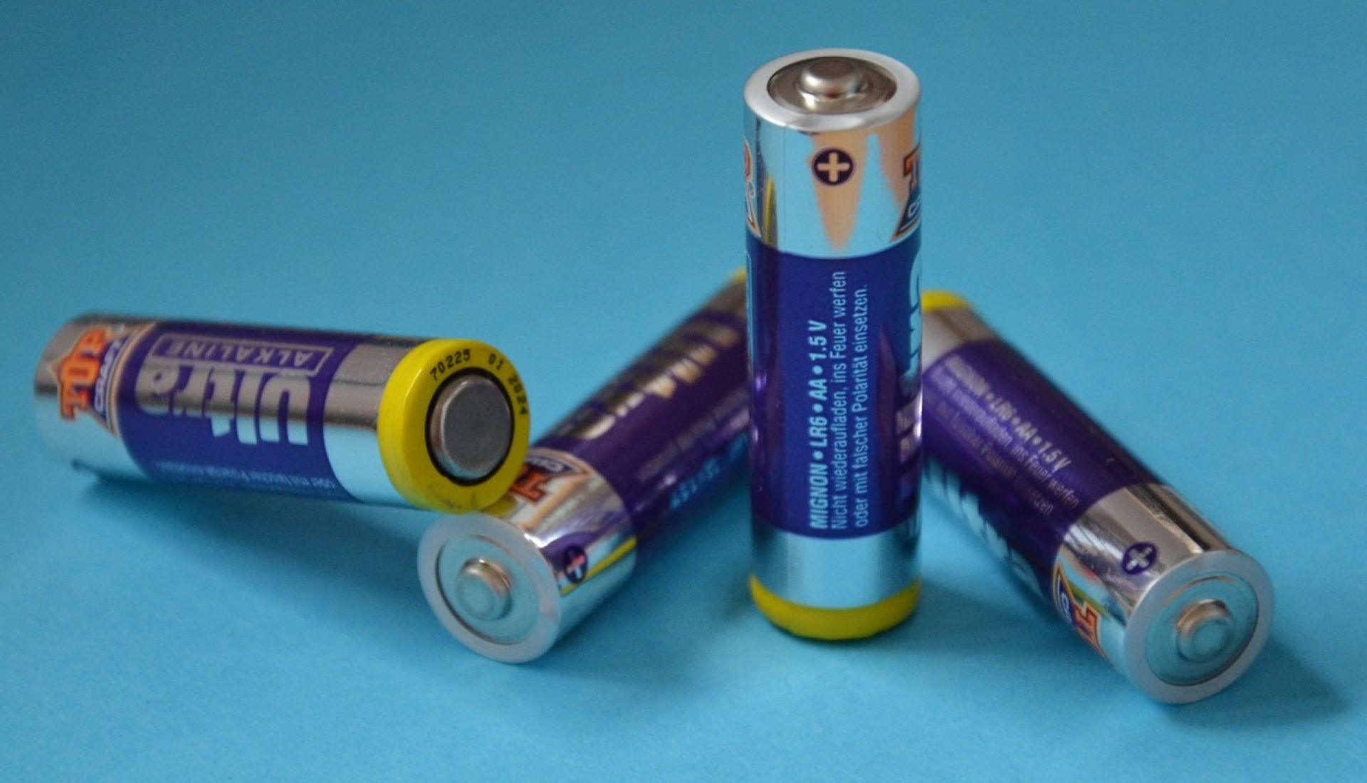 Le potentiel des batteries pour le stockage d'énergie