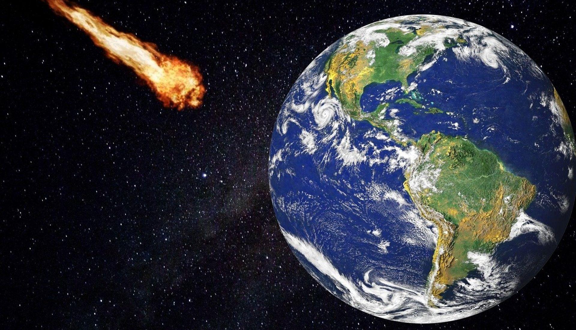 L'origine astronomique de la vie sur terre