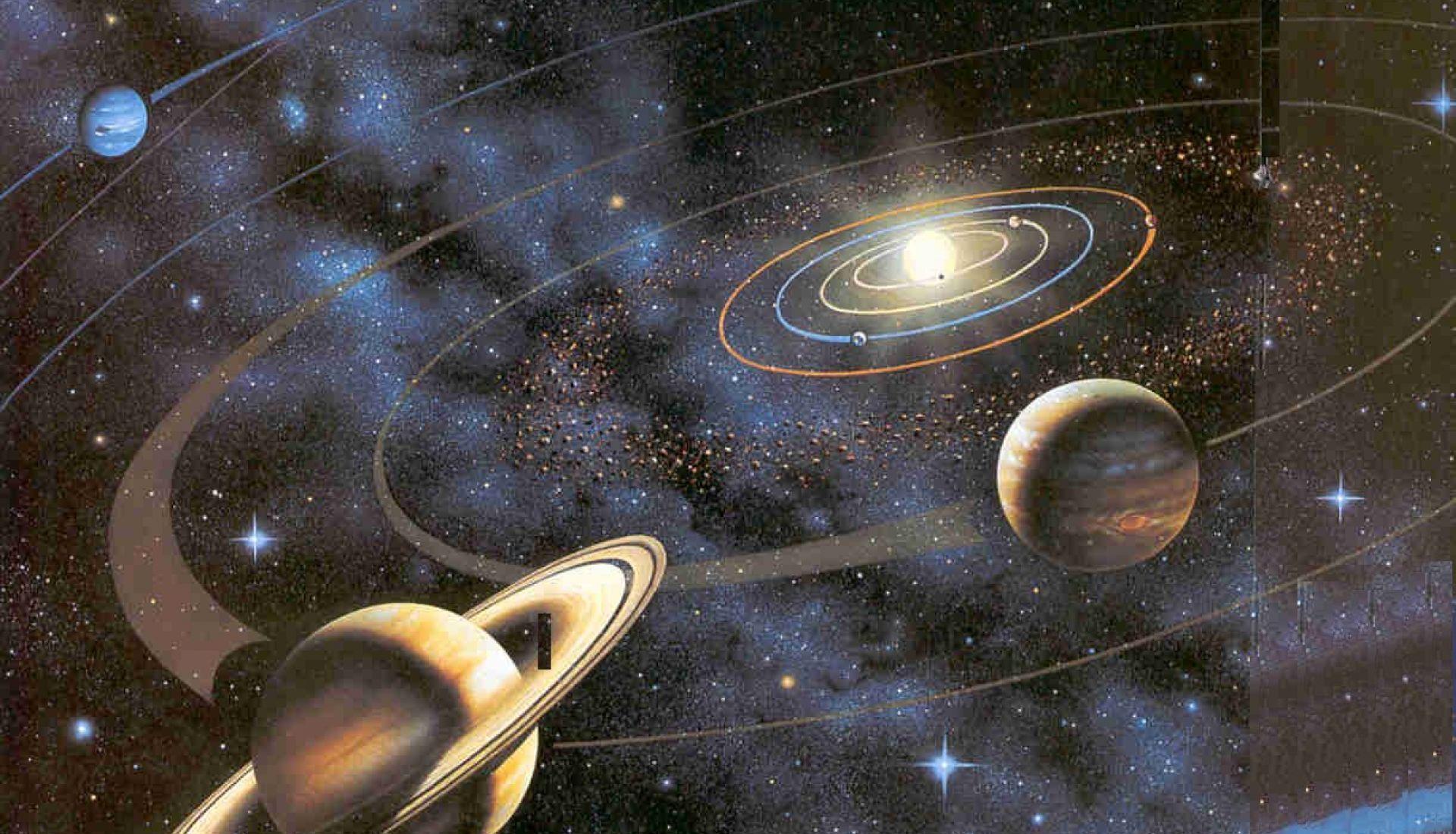 L'univers des galaxies, étoiles et poussières d'étoiles