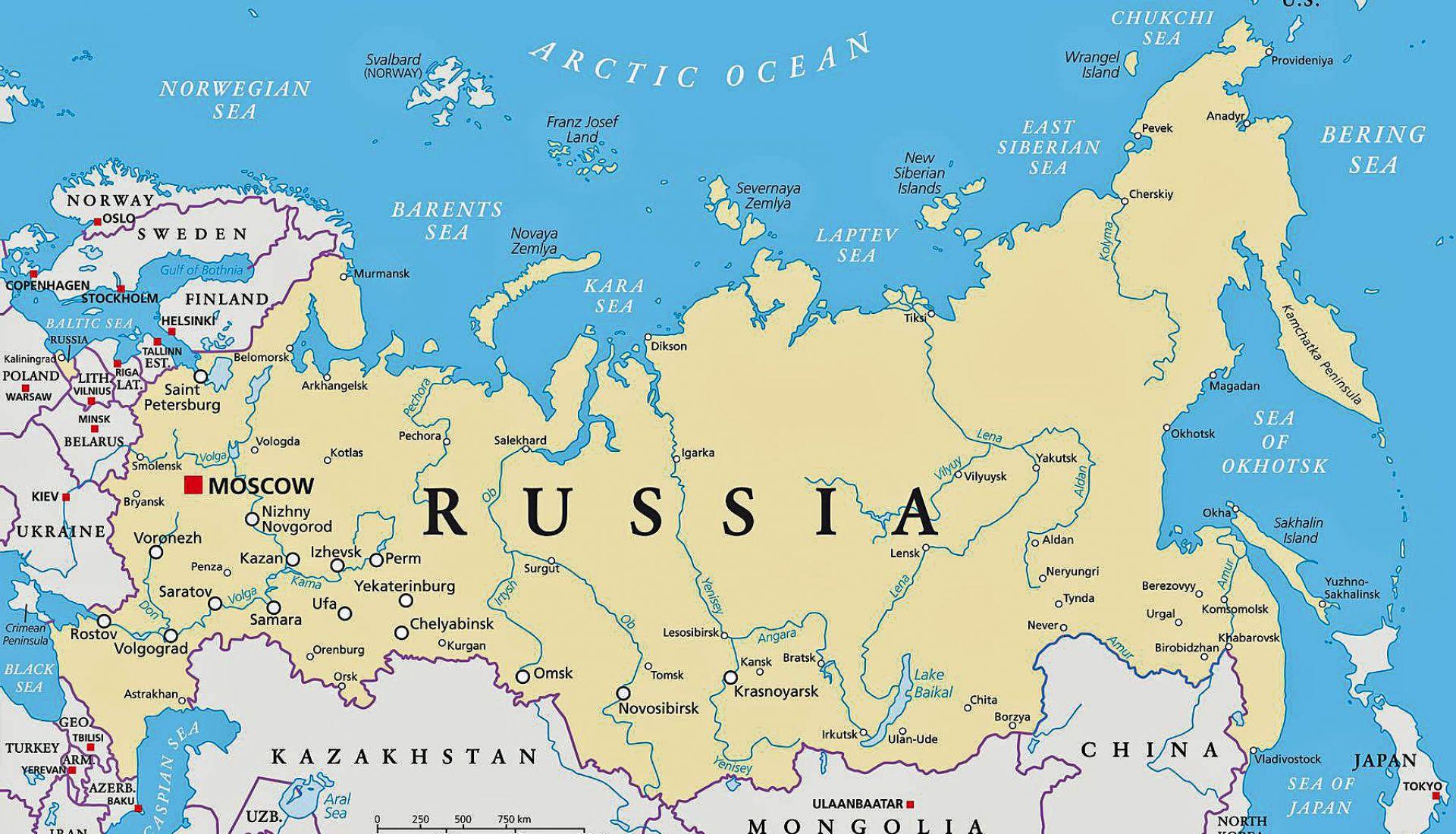 Le retour de la Russie sur la scène internationale