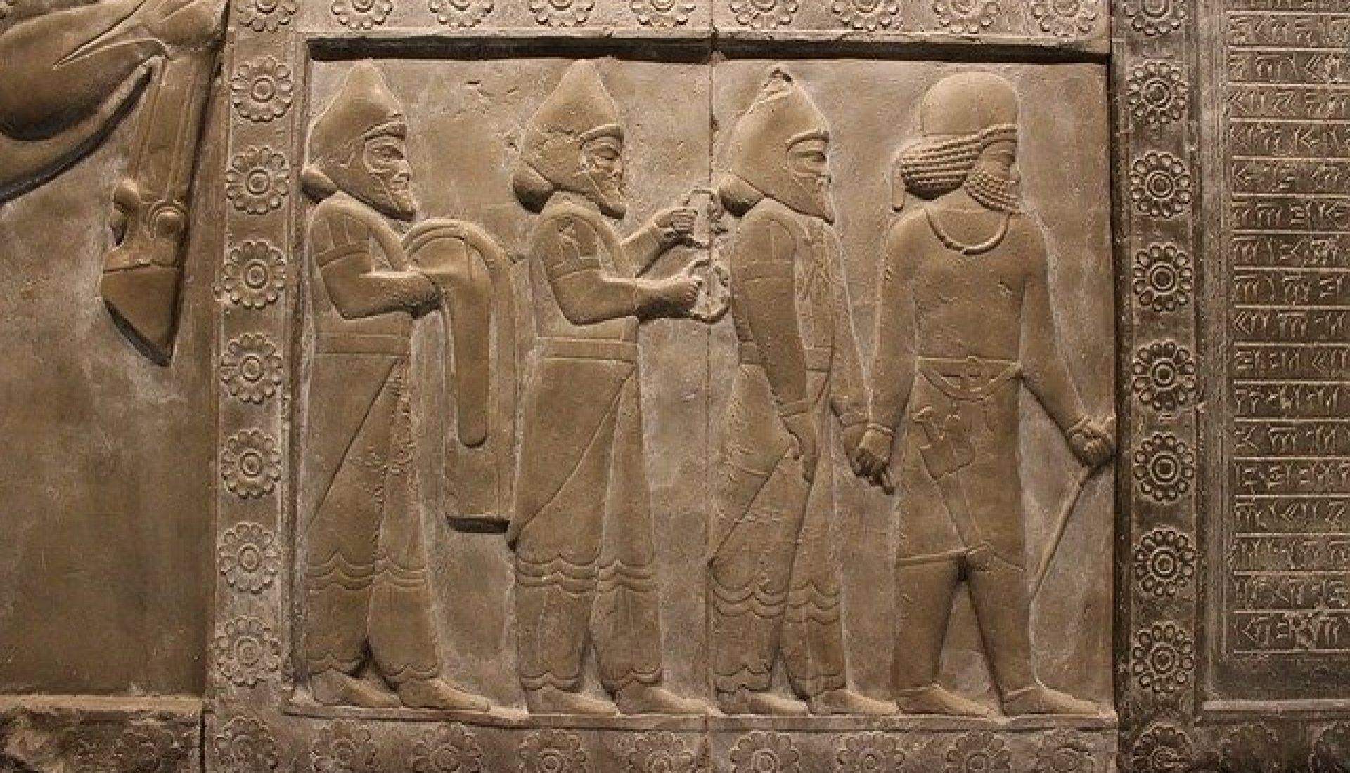 La représentation du visage en Mésopotamie et au Moyen-orient : avant et après l'Islam