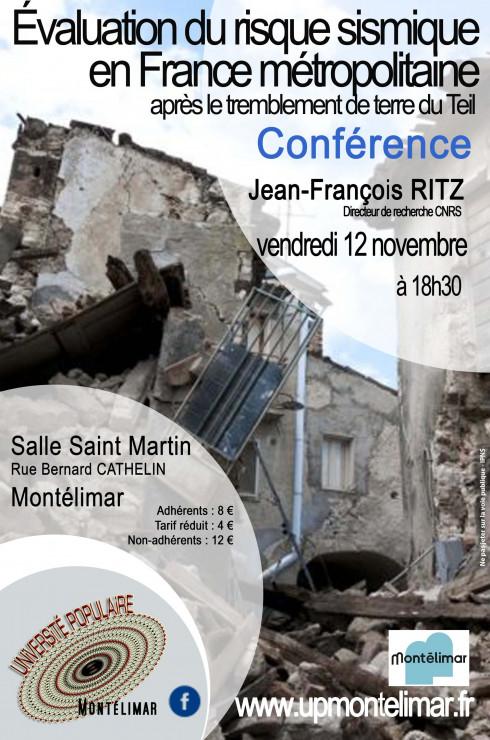 L'évaluation du risque sismique en France métropolitaine après le tremblement de terre du Tei