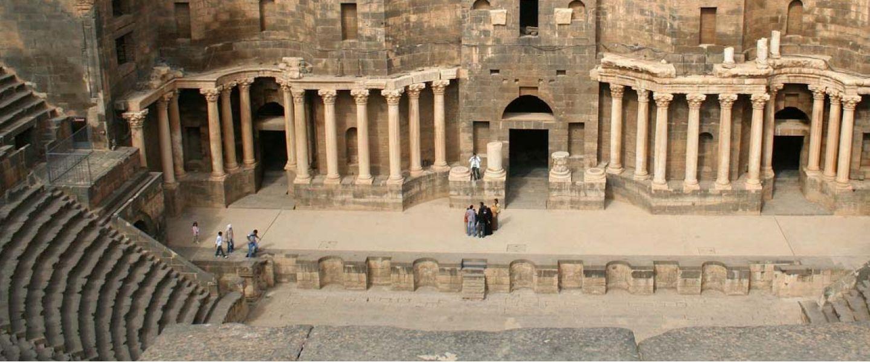 Le théatre à l'époque romaine