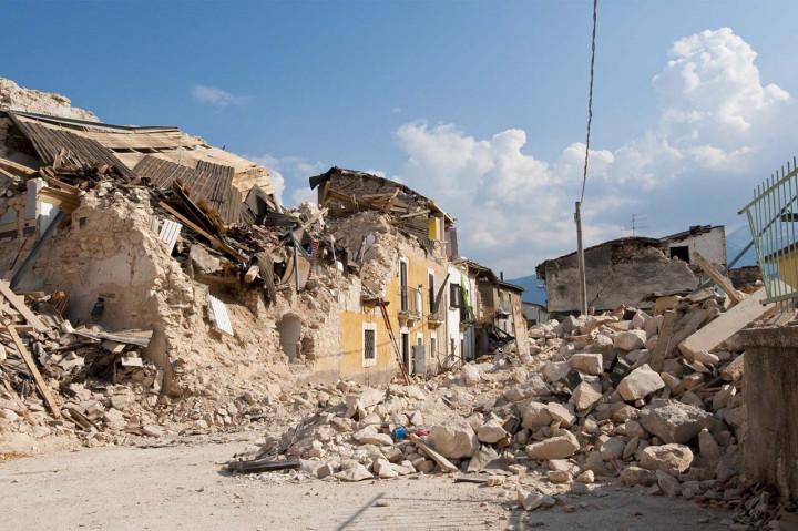 Les séismes